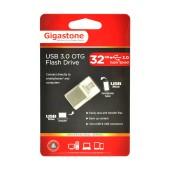 Gigastone Premium USB 3.0 Flash Drive 32GB OTG for Smartphones & Tablet U305A