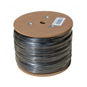 Ethernet Cable Jasper Cat 6 UTP Solid 305m Grey Outdoor Use