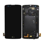 Original LCD & Digitizer for LG K8 K350N Black ACQ88830201