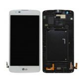 Original LCD & Digitizer for LG K8 K350N White ACQ88830202