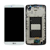 Original LCD & Digitizer for LG K10 K420N White ACQ88868303