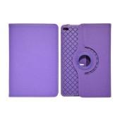 Book Case Ancus Rotate Apple iPad Mini 4 Purple