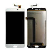 Original LCD & Digitizer Doogee Y200 White without Tape