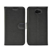 Book Case Ancus Teneo TPU for Huawei Y5 II Black