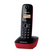 Dect/Gap Panasonic KX-TG1611 (EU) Black-Red