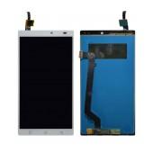Original LCD & Digitizer Lenovo A7010 / K4 Note White