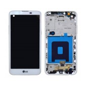 Original LCD & Digitizer for LG X Screen K500N White ACQ88810811