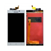 Original LCD & Digitizer Lenovo P70 White without Frame