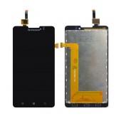 Original LCD & Digitizer Lenovo P780 Black without Frame