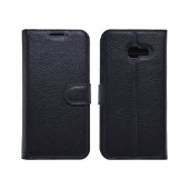 Book Case Ancus Teneo for Samsung SM-A520F Galaxy A5 (2017) TPU Black