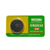 Buttoncell Motoma CR2032 Pcs. 1