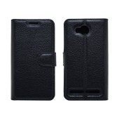 Book Case Ancus Teneo TPU for Huawei Y3 II Black