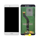Original LCD with Digitizer for Huawei P8 Lite (2017) White without Frame