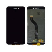 Original LCD with Digitizer for Huawei P8 Lite (2017) Black without Frame
