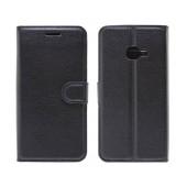 Book Case Ancus Teneo for Samsung SM-G390F Galaxy Xcover 4 TPU Black
