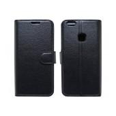 Book Case Ancus Teneo for Huawei P10 Lite TPU Black