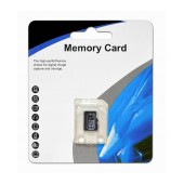 Flash Memory Card MicroSDHC 4GB Class 4