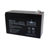 Battery for UPS Power Kingdom PS7-12 (12V 7.0 Ah)  2 kg 151mm x 65mm x 95mm