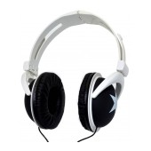 Star Foldable Stereo Headphone 3.5 mm Black for mp3, mp4 and Sound Devices Polybag