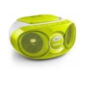 Philips CD Soundmachine AZ215G/12 Green-White